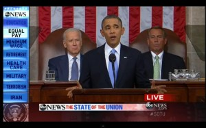 President Obama Address Women issues